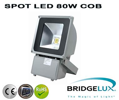 SPORT LED 80W-COB-IP66