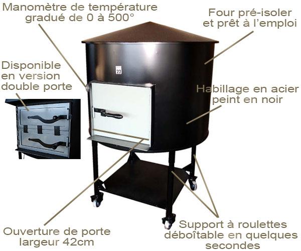 four bois iso mobile diam tre int rieur 100cm sp cialement con u pour les com ebay. Black Bedroom Furniture Sets. Home Design Ideas