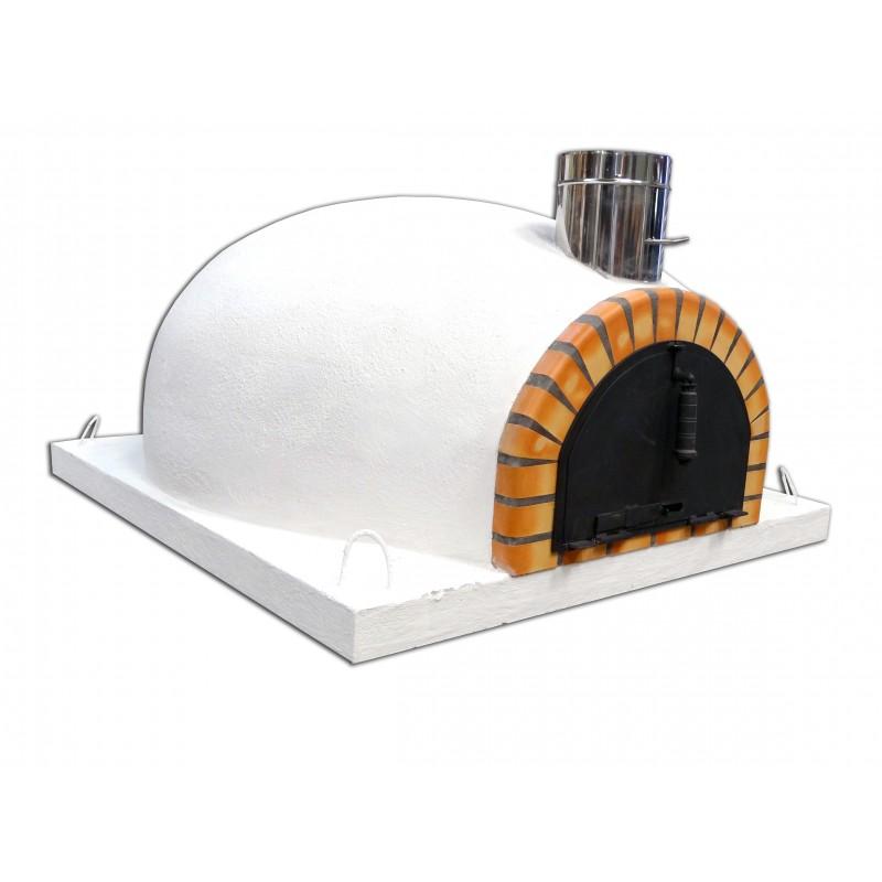 Four sp cial pizza enti rement isoler pour un maintien for Diametre interieur
