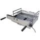 Barbecues avec four a bois intégré disponible en plusieurs dimensions du Ø75cm au Ø120cm