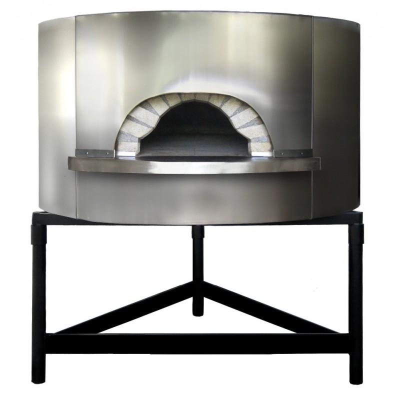 Four pizza professionnel diam tre int rieur 110cm gamme for Diametre interieur