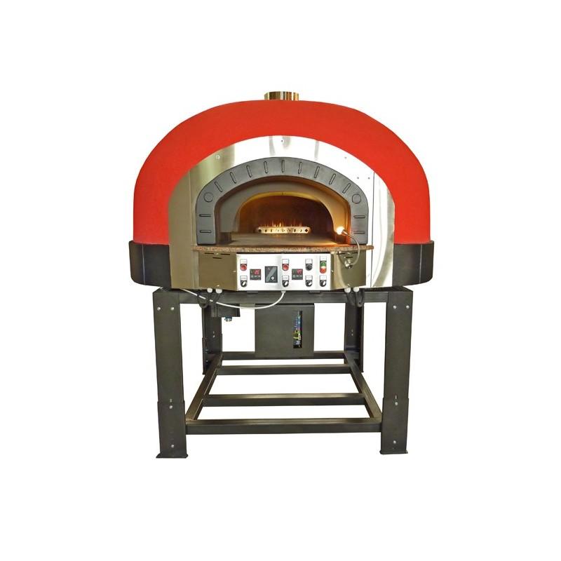 four a pizza au gaz a sole rotative 11 pizzas. Black Bedroom Furniture Sets. Home Design Ideas