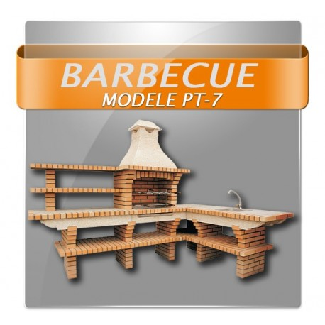 Barbecues multifonction avec fresque murale