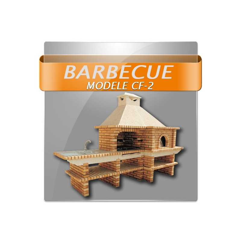 Barbecue avec four a pain de diam tre 90cm - Barbecue avec four a pain ...