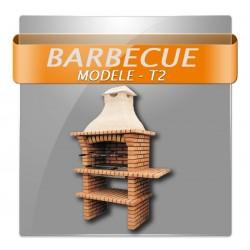 Barbecues en brique du portugal avec foyer acier et grilles rotatives livraison gratuite