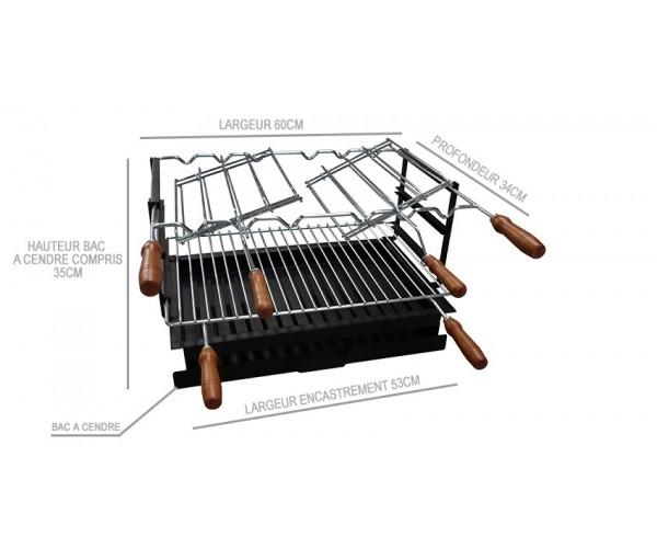 barbecue d 39 angle trouvez le meilleur prix sur voir avant d 39 acheter. Black Bedroom Furniture Sets. Home Design Ideas